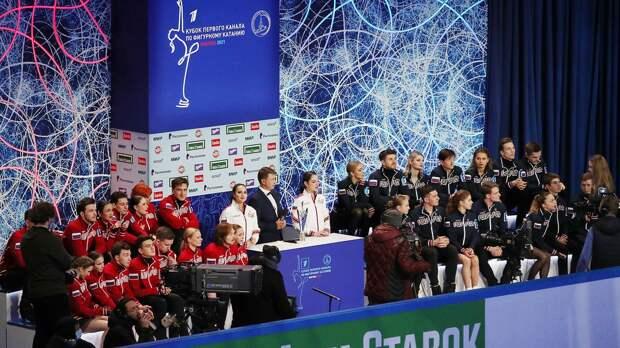 Стали известны названия команд Медведевой и Загитовой на Кубке Первого канала