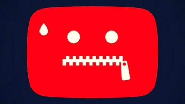 Цензура Anna News на Ютубе