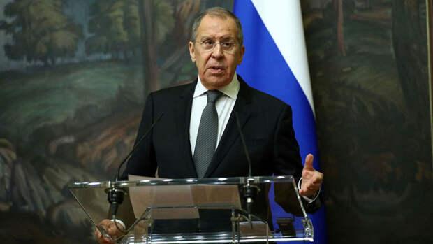 Лавров отреагировал на позицию нескольких российских политиков по Казахстану