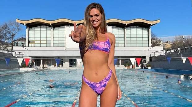 Ефимова: «Счастлива, что перед Олимпиадой я постепенно возвращаю форму»