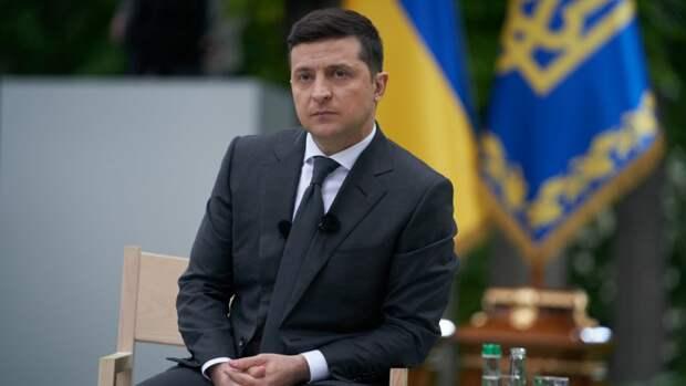 Зеленский сообщил, что Медведчук наносил разрушительный вред Украине