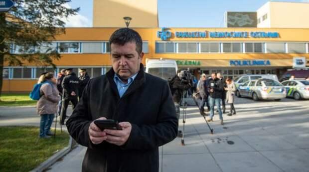 Несостоявшаяся поездка вице-премьера Чехии вМоскву стала предметом уголовного дела