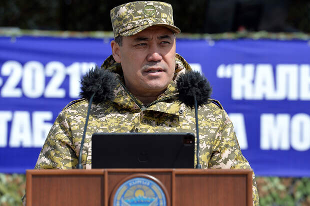 Президент Киргизии призвал граждан страны к спокойствию