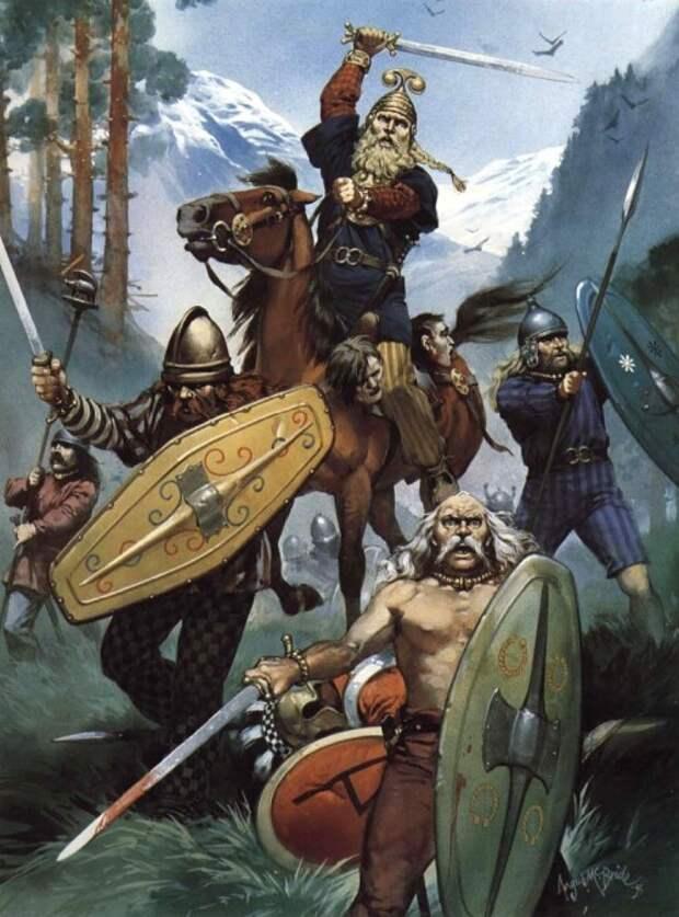 Кельтское вторжение в Северную Грецию (первая половина III в. до н.э.)