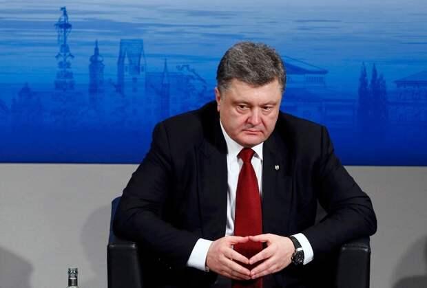 Украинский юрист рассказал, когда Порошенко может быть помещён в СИЗО