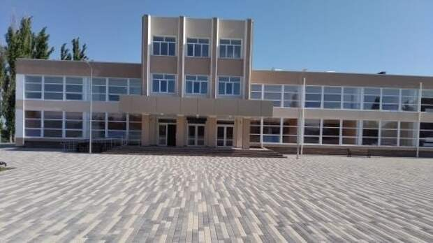 Капитальный ремонт помещений МБОУ «Приветненской общеобразовательной школы»