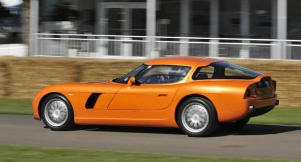 Новый электрокар Bristol Buccaneer вернет британский бренд на рынок