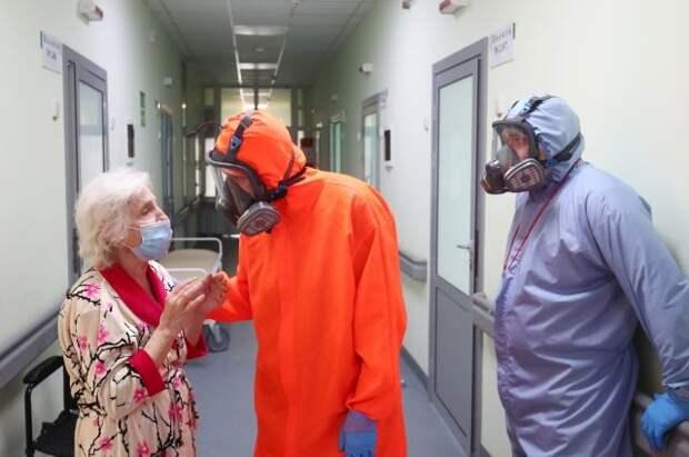 Голикова: Россия выделила более 600 млрд рублей на борьбу с пандемией