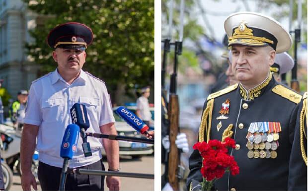Путин повысил в звании командующего ЧФ и начальника севастопольской полиции