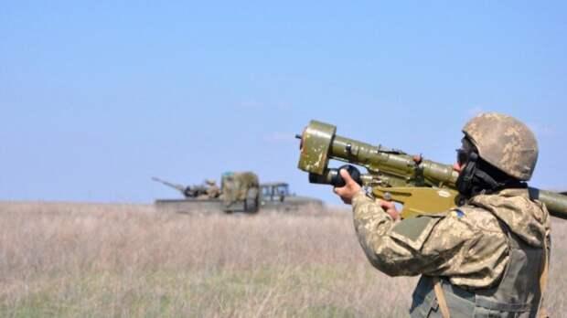 Украина признала гибель карателя на границе с ДНР