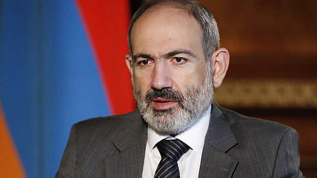Армения передавала карты минных полей Азербайджану через Россию, заявил Пашинян