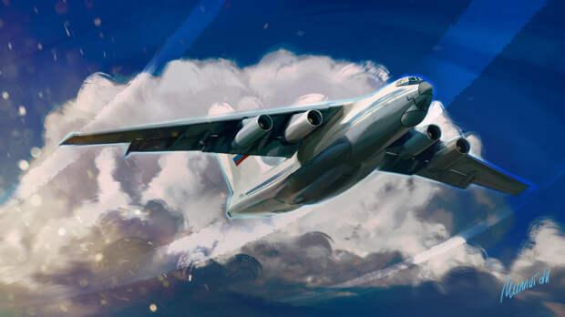 Российский «проект 476» окончательно хоронит украинский авиапром