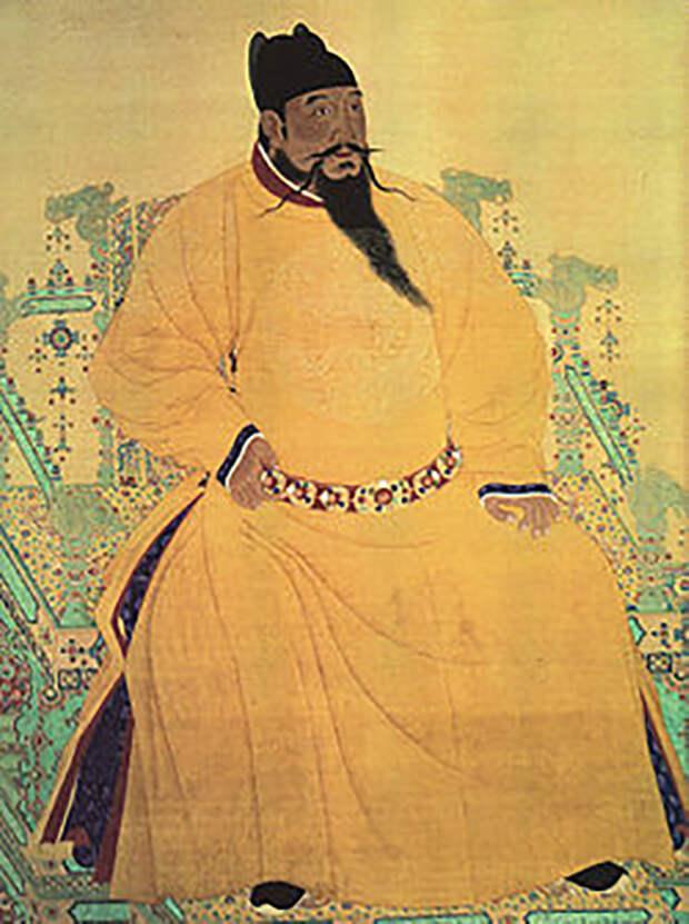 Император Юнлэ.