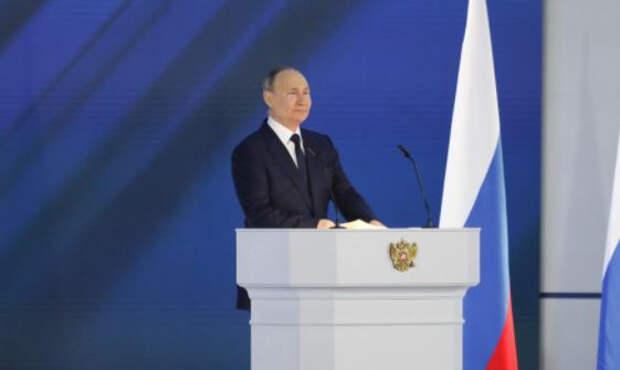 Владимир Путин высказался о будущем преемнике