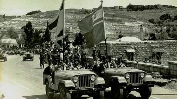 Шестидневная война – ближневосточный блицкриг