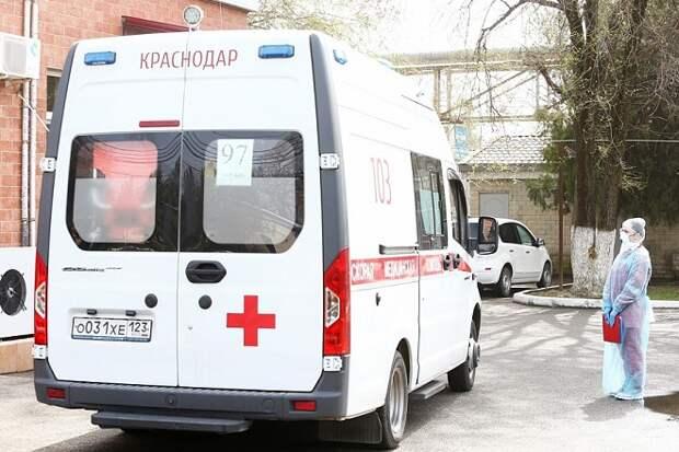 На Кубани не смогли спасти 13 пациентов с COVID-19