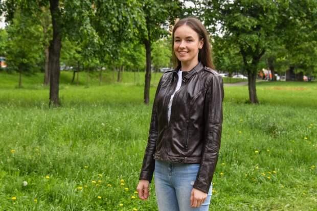 Анна Глинкина / Фото: Денис Афанасьев
