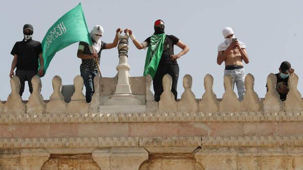 ХАМАС заявляет о готовности остановить военные действия против Израиля