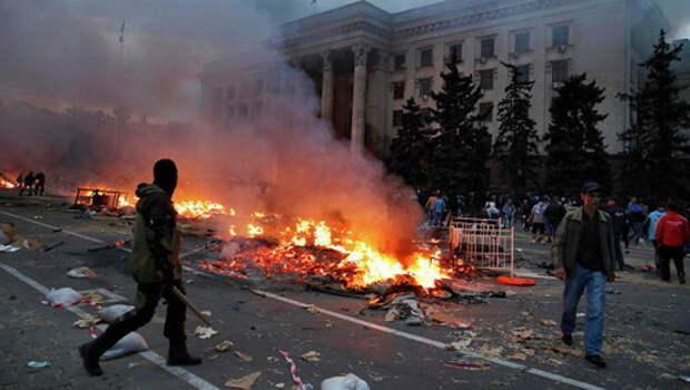 Одесса, трагедия 2 мая в Доме Профсоюзов: рассказ выжившего
