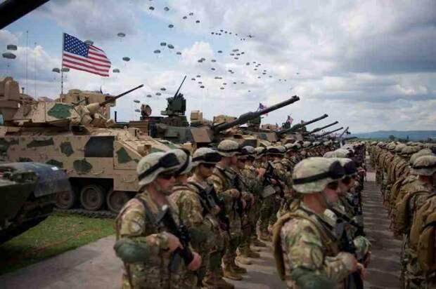 Страны НАТО намерены наращивать военные расходы