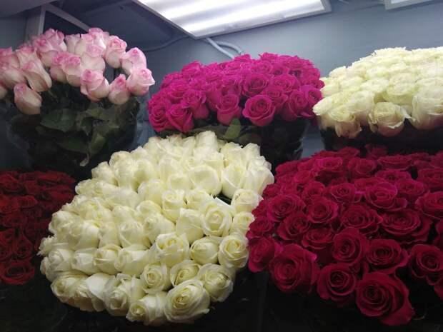 Сколько будут стоить цветы к 8 марта в Симферополе