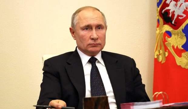 Путин раскритиковал украинский закон о коренных народах: смахивает на нацистскую Германию