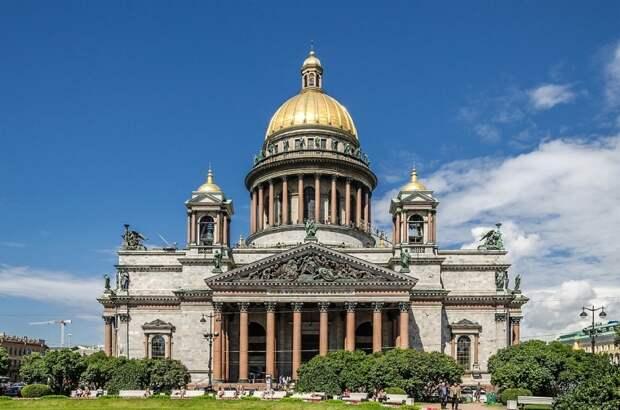 День города: архитекторы, создавшие облик Санкт-Петербурга