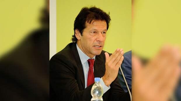 Премьер-министр Пакистана Имран Кан