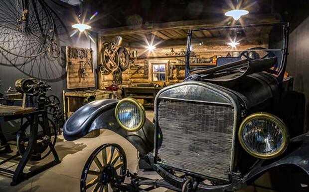 Рижский мотор-музей после реконструкции: они – живые!