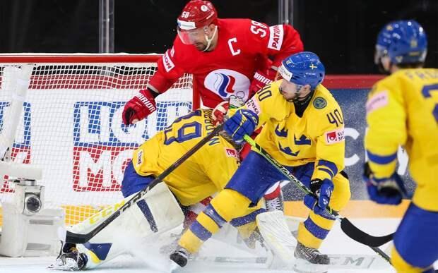 Россия по буллитам обыграла Швецию и отправила соперника домой: обзор матча
