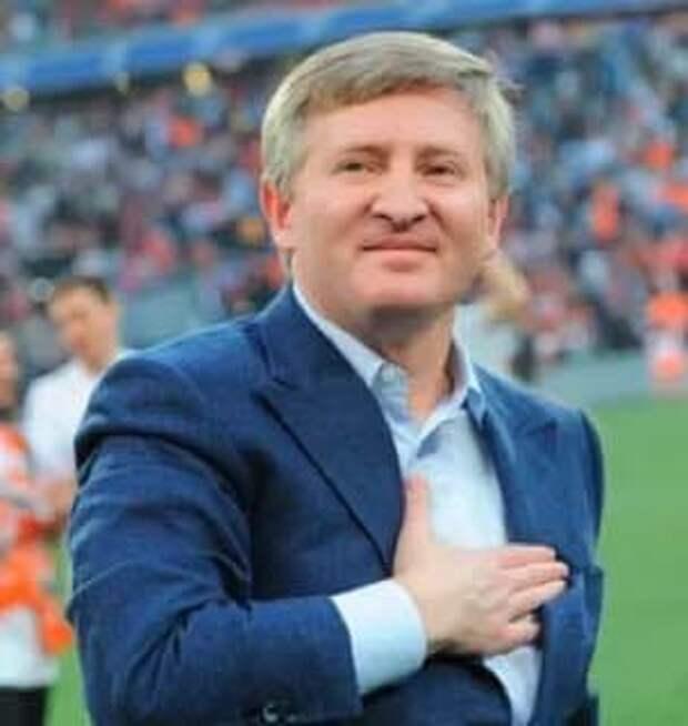 «Ахметов иего команда: олигарх мечтает вернуться вДонецк