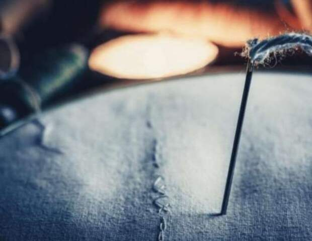 Исполняем заветное желание с помощью простой иголки