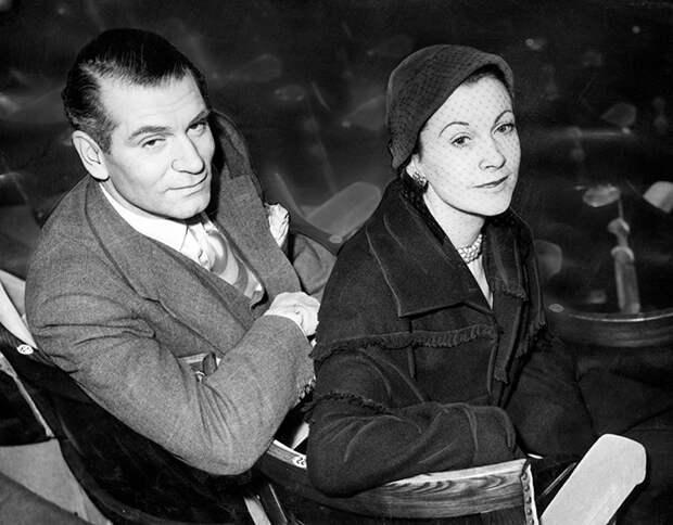История любви Вивьен Ли и Лоуренса Оливье: соперничество, которое разрушило брак