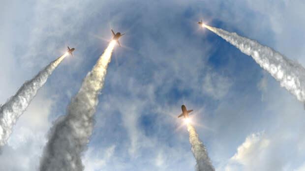 Палестинцы нанесли удар поизраильской военной базе