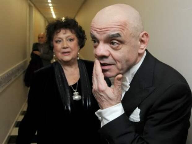 Константин и Екатерина Райкины