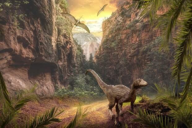 Учёные установили точную причину гибели динозавров