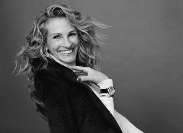 «Самая яркая улыбка»: Джулия Робертс снялась в новой кампании Chopard