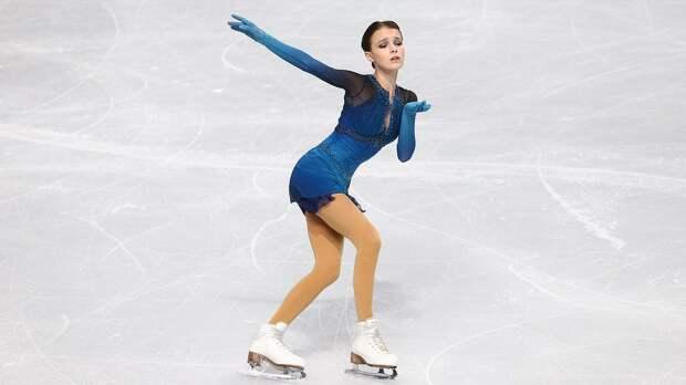 Щербакова рассказала, почему не стала отказываться от четверных в произвольной программе на ЧР-2021