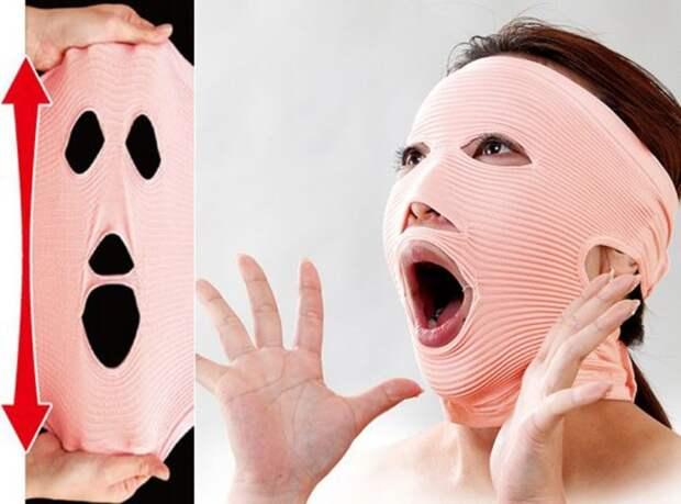 Как стать восточной красавицей: странные гаджеты азиатской индустрии красоты