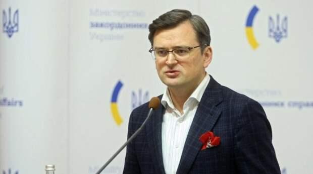 Кулеба обвинил Россию в оккупации Азовского моря