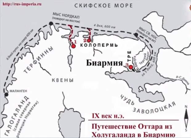 Арктическая Русь