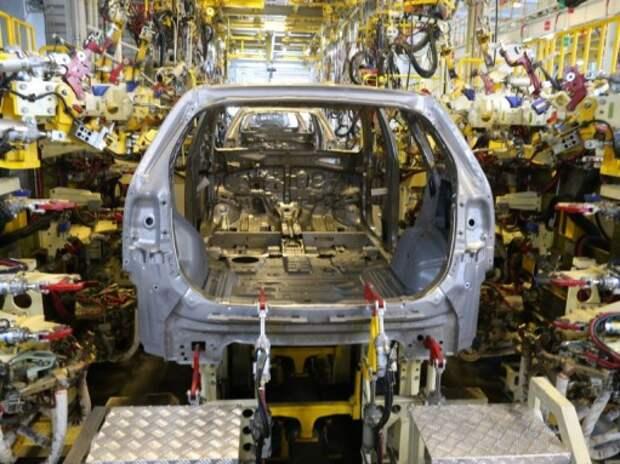 На «Автоторе» провели первую сварку кузовов Kia Cerato на новой линии