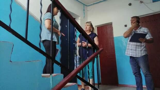 Состоялся мониторинг МКД в с. Петровка