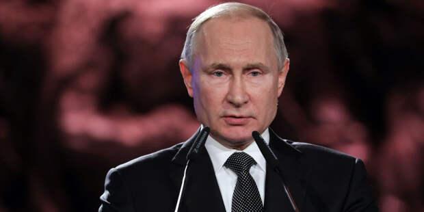 Путин обратился к главам регионов