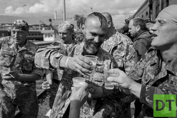 Осудили солдата ВСУ, который сдал штабной КРАЗ на металл, а после пытался задушить сослуживца