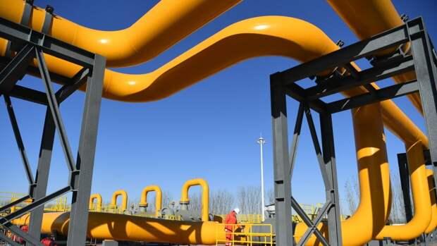 Китай выразил заинтересованность в увеличении поставок российского газа