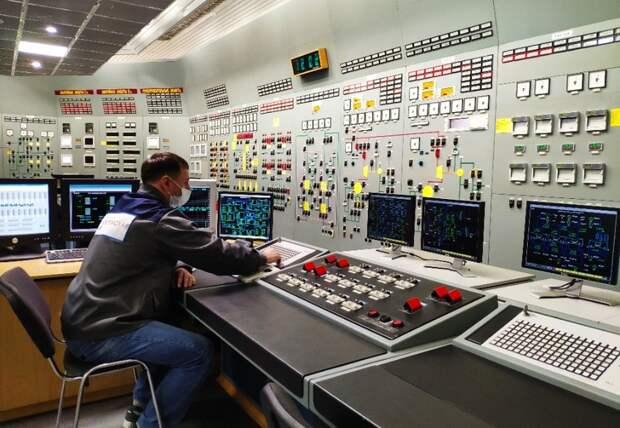 Каждая третья лампа на Юге питается от электроэнергии, выработанной на Ростовской АЭС