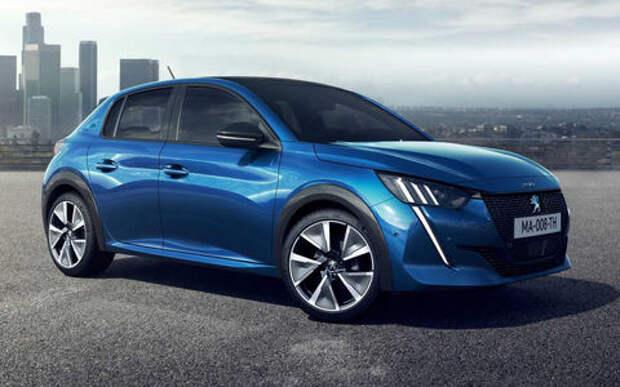 Peugeot удивил новым хэтчбеком