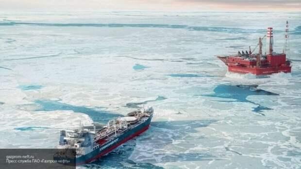 OilPrice: добыча нефти Россией в Арктике может оказаться под угрозой