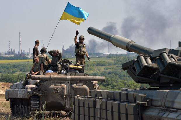 В Киеве рассказали, насколько армия Украины готова к «большой войне»